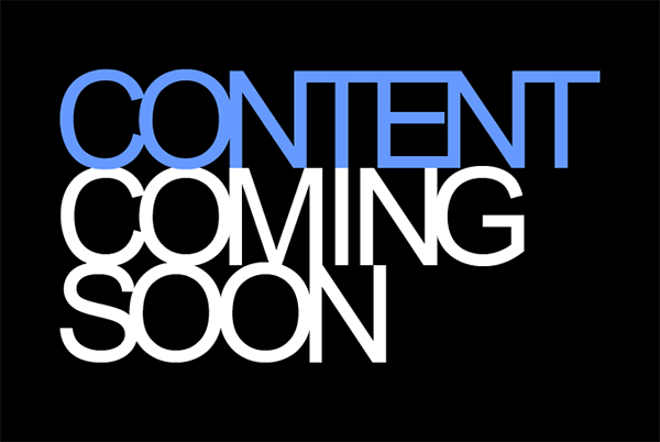 SDVC – Content Coming Soon