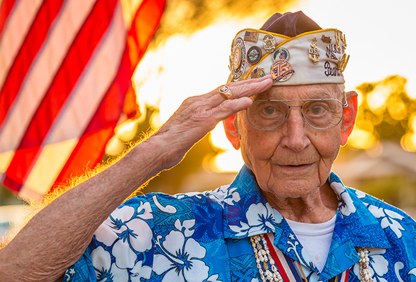 Community is Invited to Celebrate 99-year-old WWII Veteran's Birthday