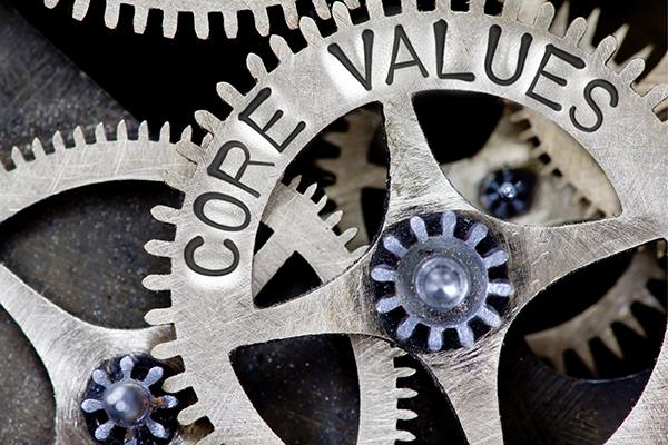 Values that Veterans Convey