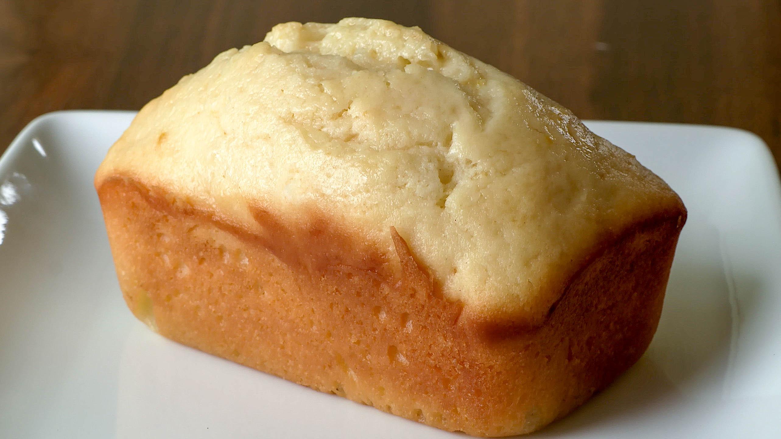 Cannabis Lemon Loaf