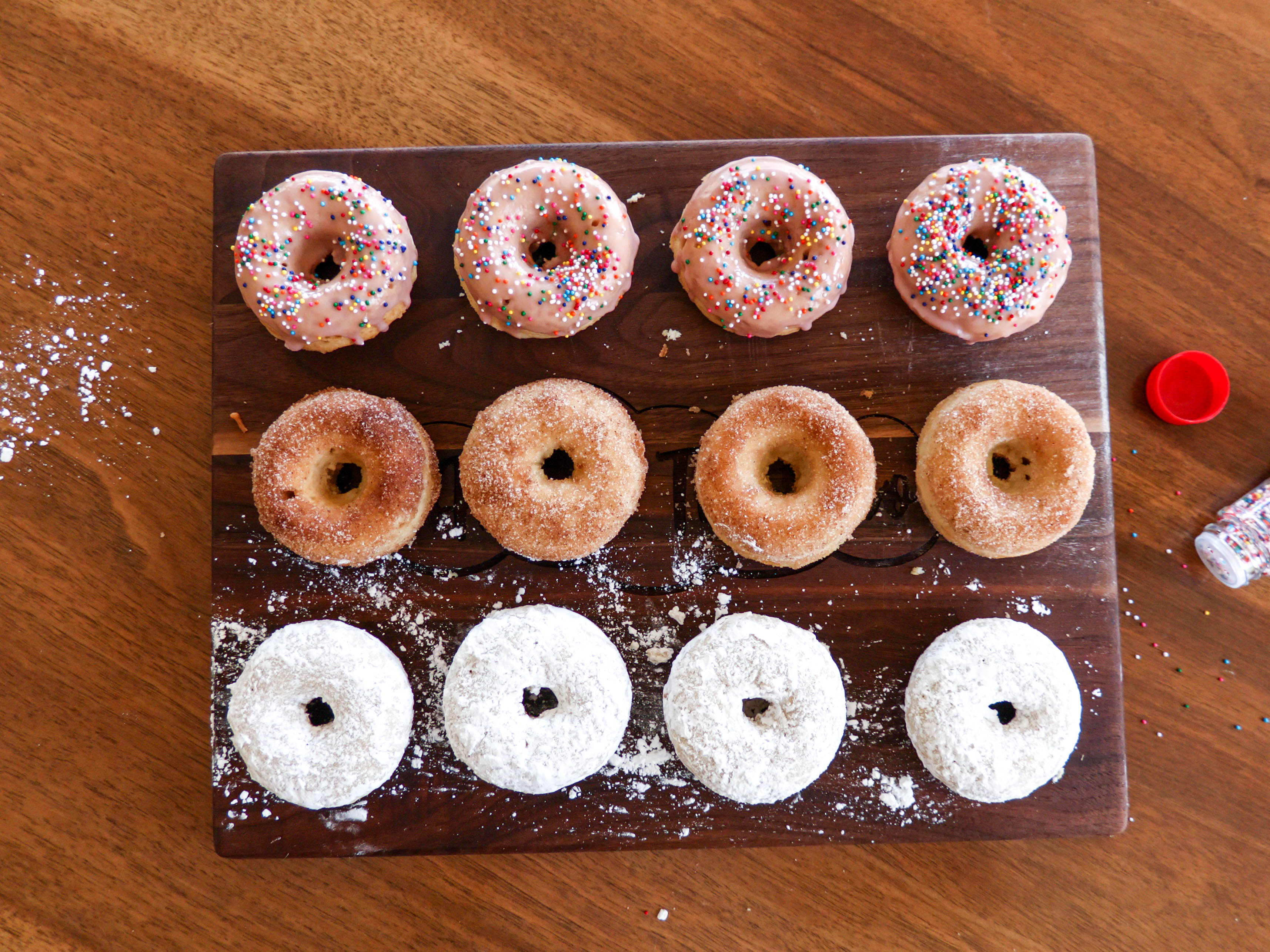 Cannabis Donuts – Three Ways!