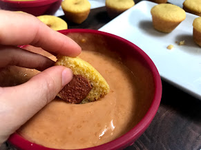 Mini Cannabis Corn Dog Muffins