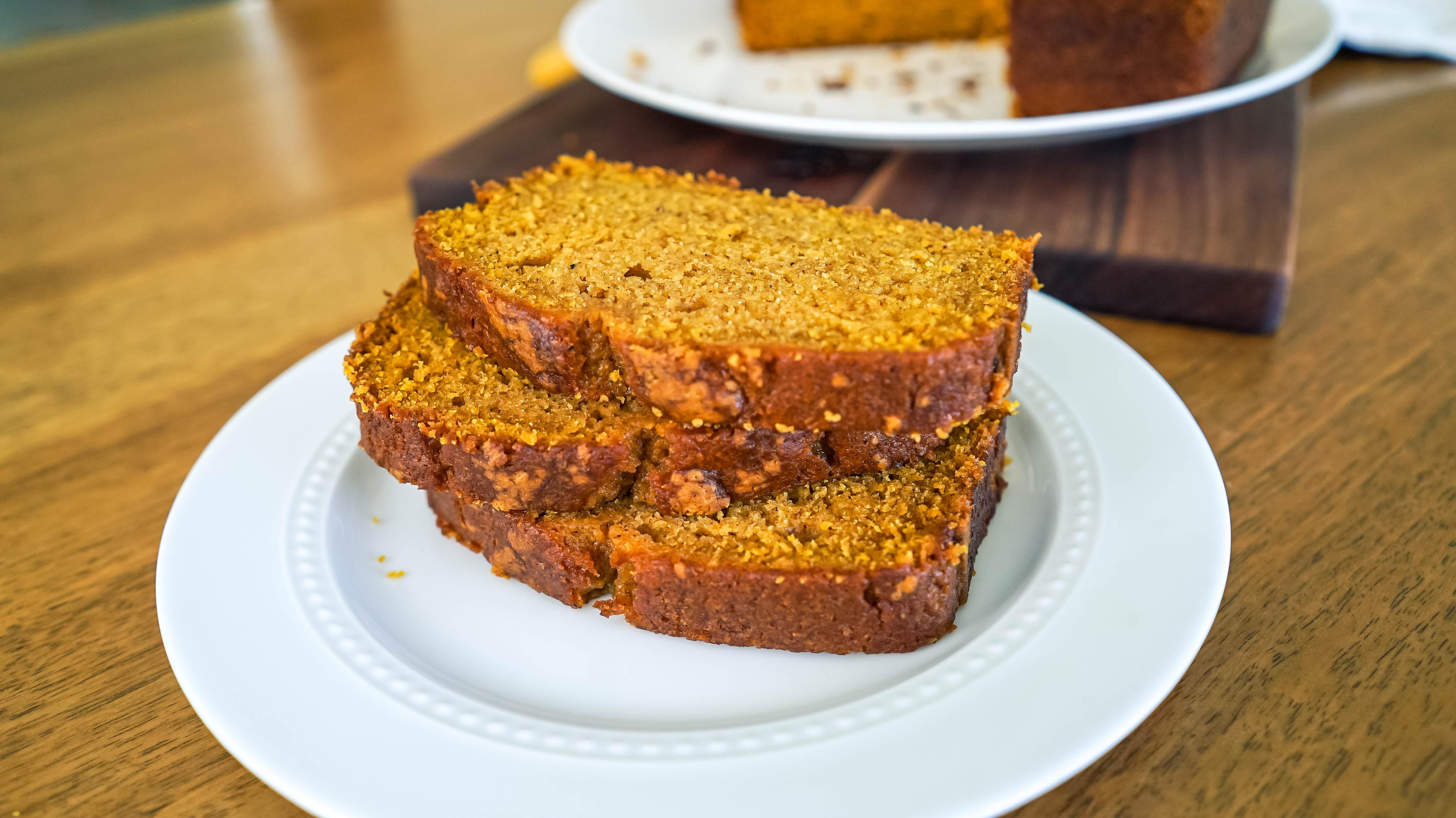 Cannabis Pumpkin Bread