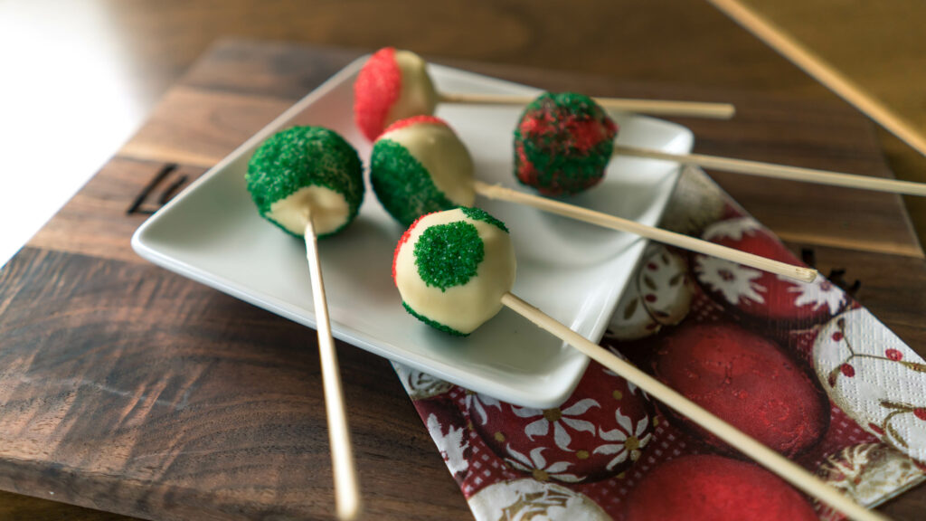 Cannabis Cake Pops || Life Above the Clouds