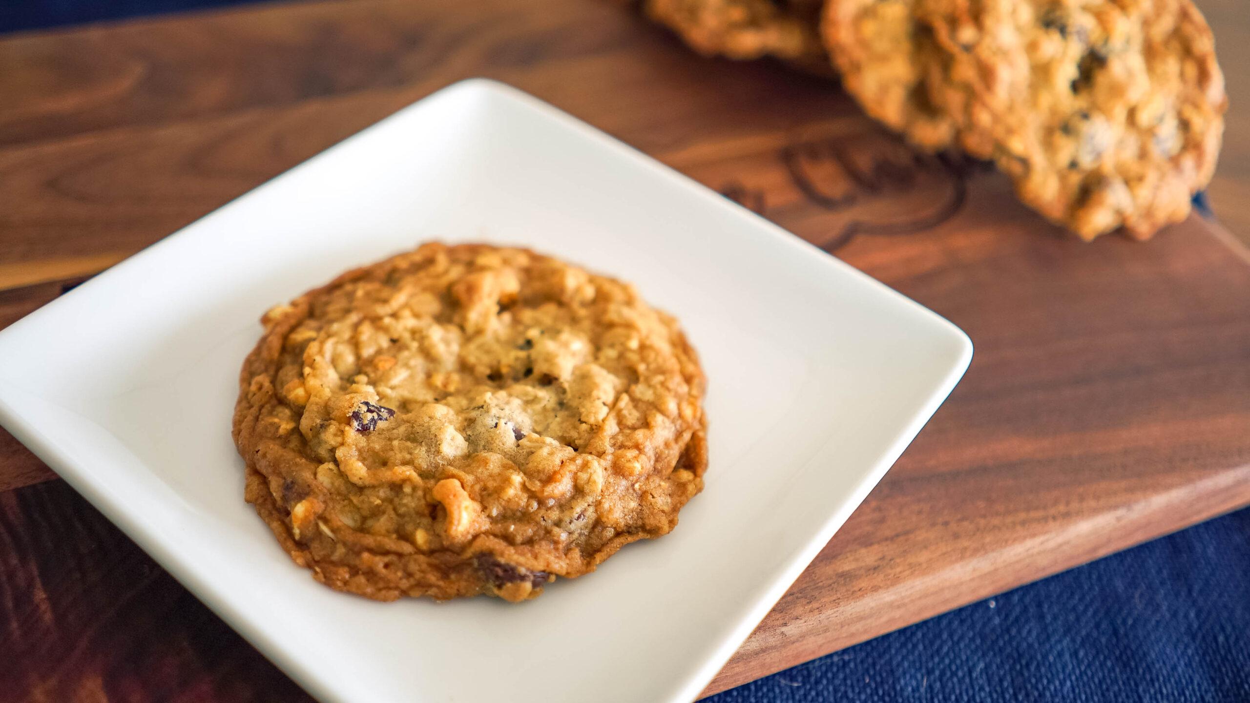 Cannabis Pantry Cookies