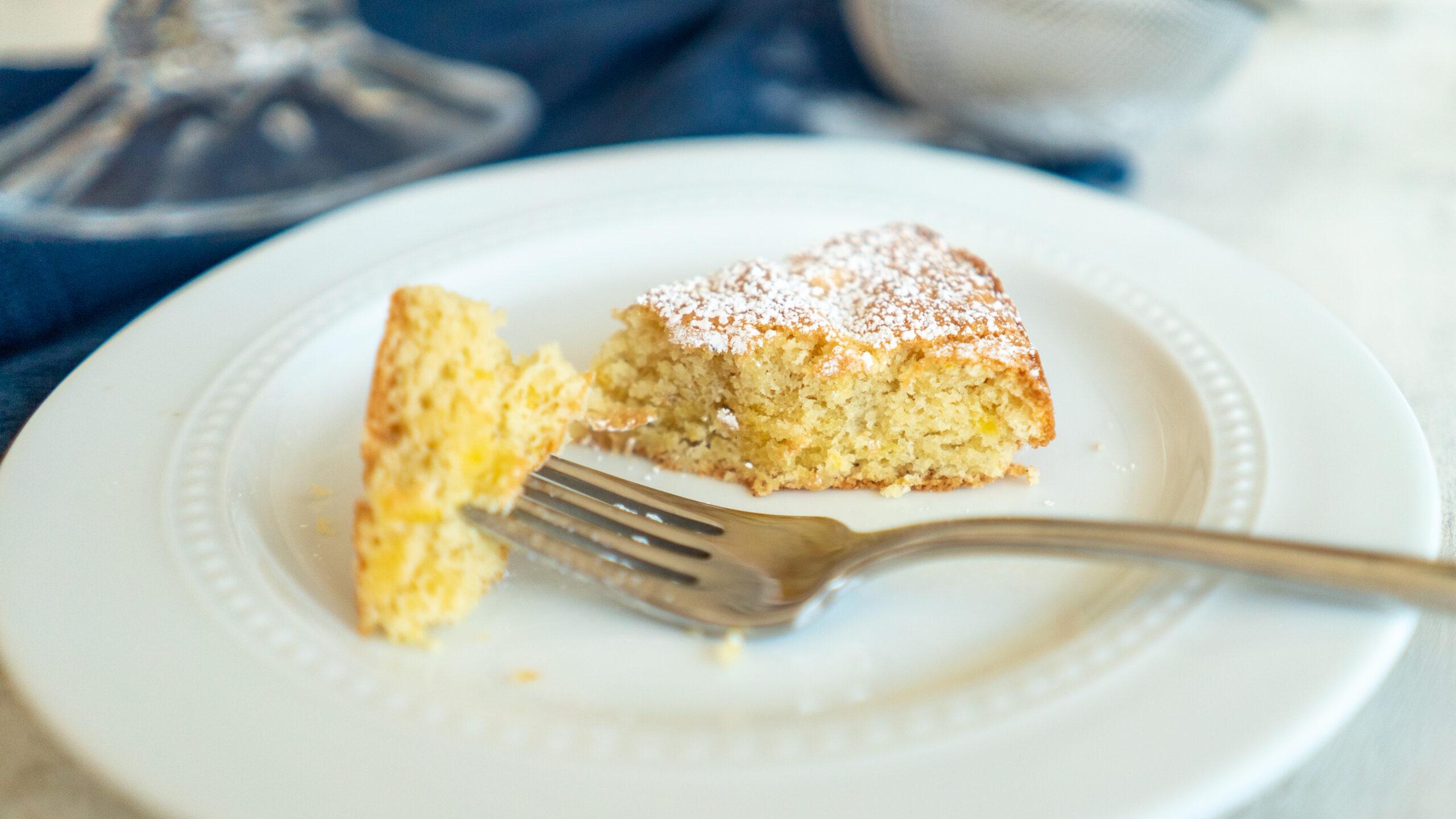 Lemon Almond Cake