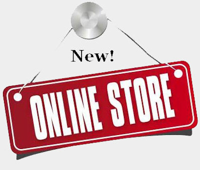 NEW ONLINE STORE!