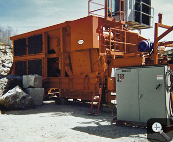 McLanahan, Jaw Crusher