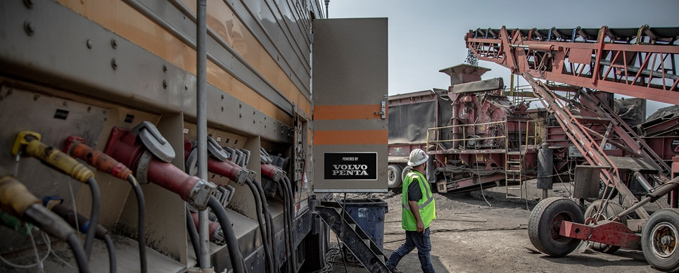 Volvo Penta Generators