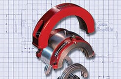 Craft Split Roller Bearings