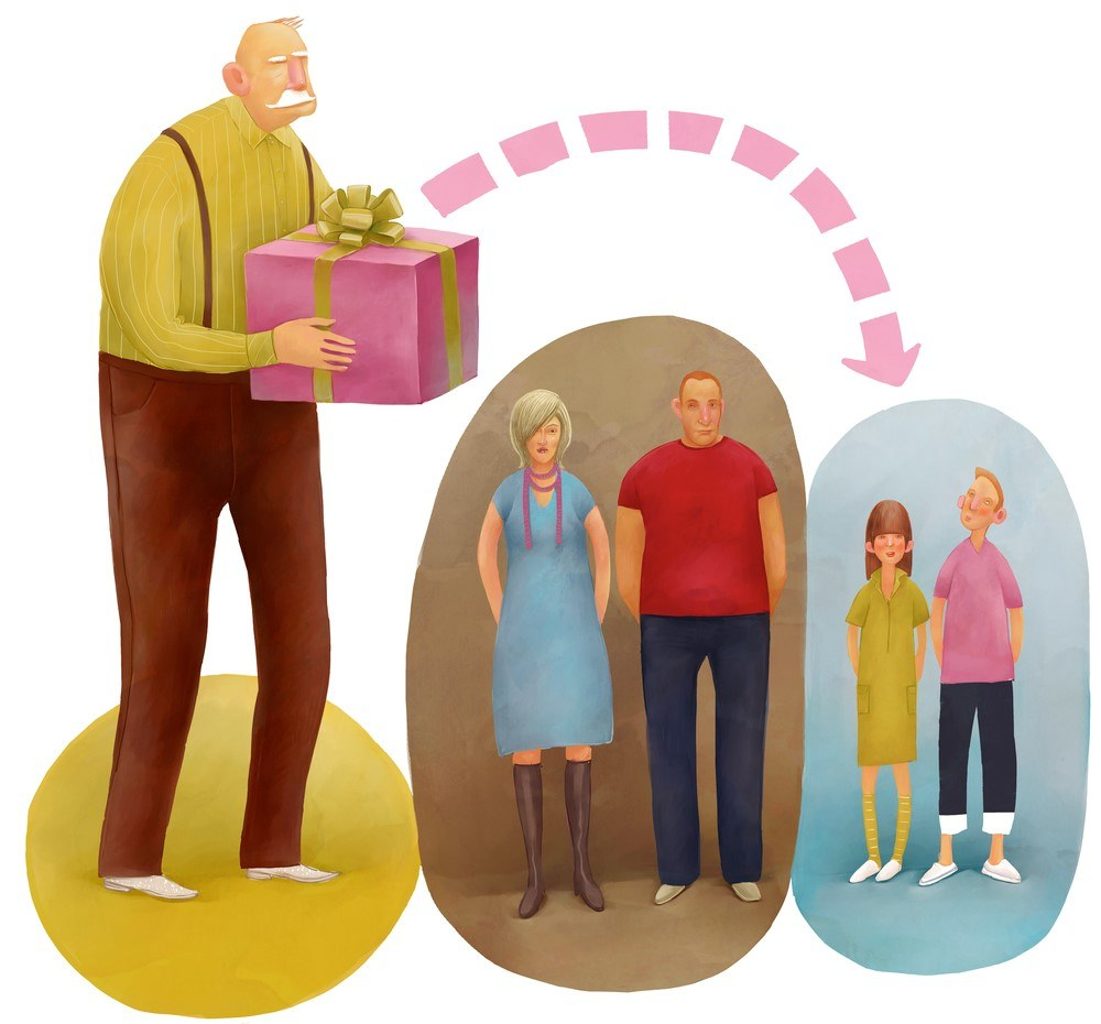 Major Gifts from Relatives: What You Need to Know About Buying a Home