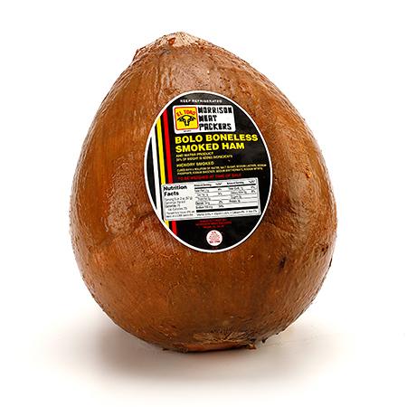 El Toro Bolo Boneless Smoked Ham
