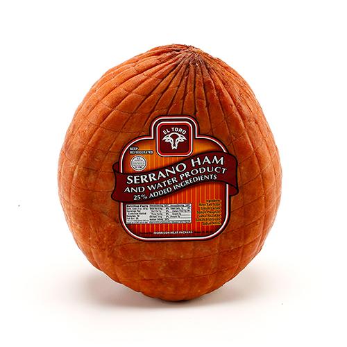 El Toro Mini Serrano Ham 25%