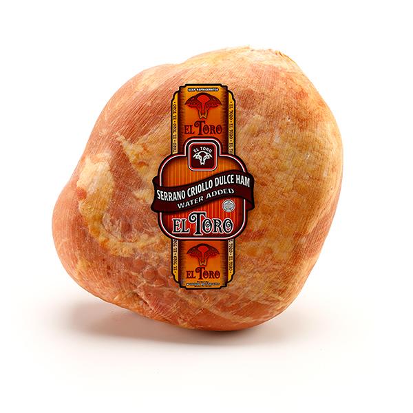 El Toro Serrano Criollo Sweet Ham Dulce