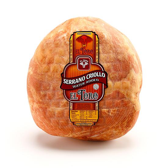 El Toro Serrano Criollo Ham