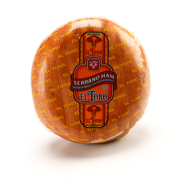 El Toro Serrano Ham