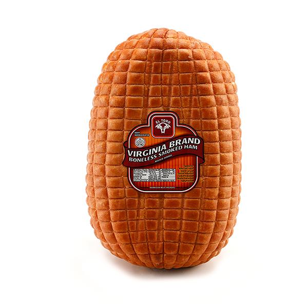 El Toro Virginia Brand Boneless Smoked Ham