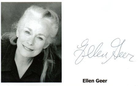 Chamber Breakfast Presenter, Ellen Geer