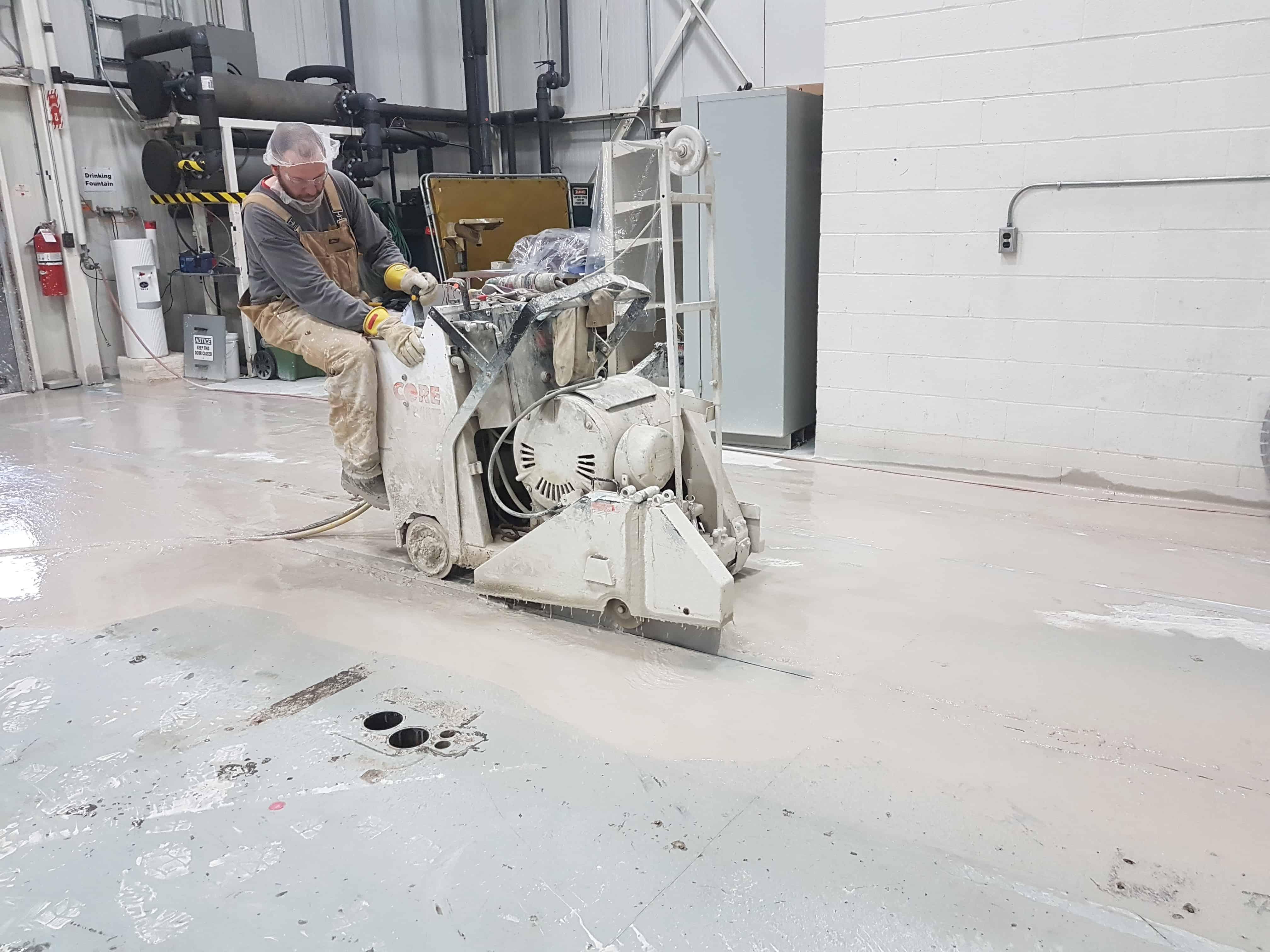 Montréal réparation de béton