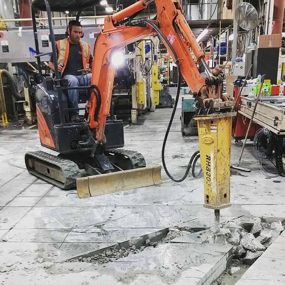 Pyrite removal
