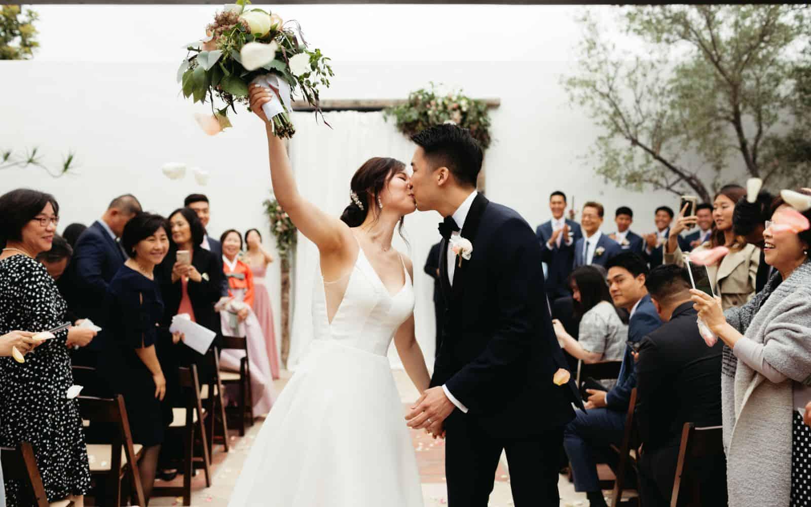 wedding celebration san clemente california