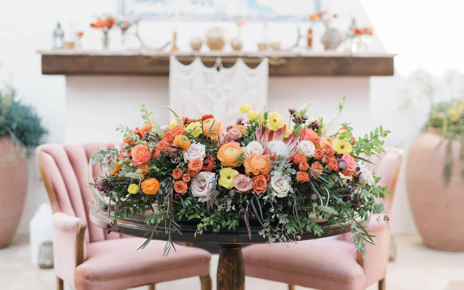 wedding flowers san clemente