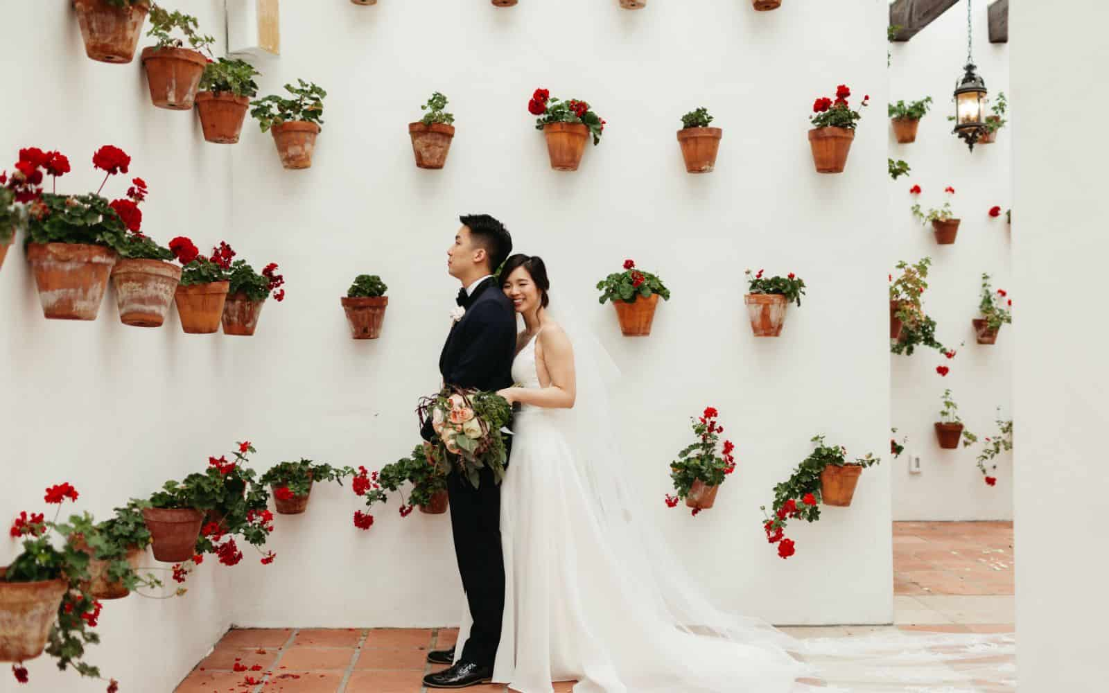 san clemente wedding photos