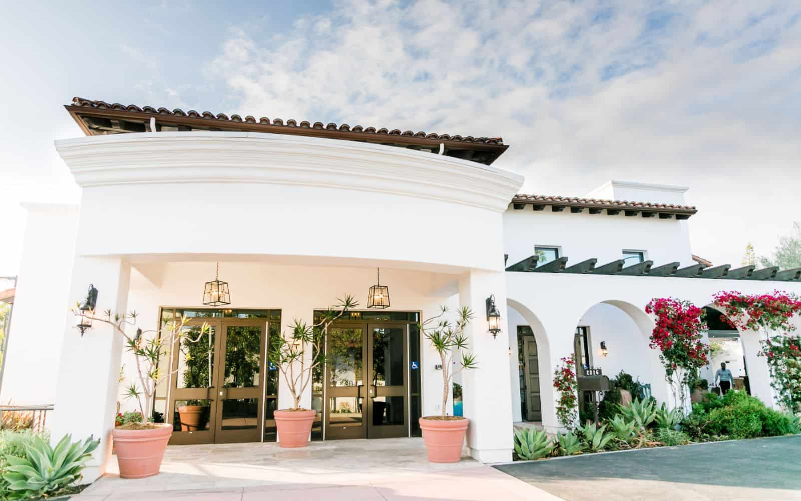 best san clemente wedding venue