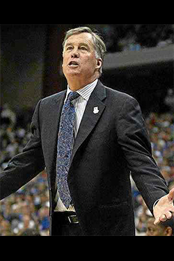 Mike Montgomery (Basketball Coach)