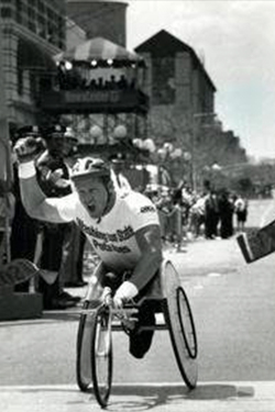 Jim Knaub (Wheelchair Racing)