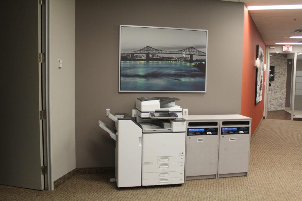 Mississauga Printing Station
