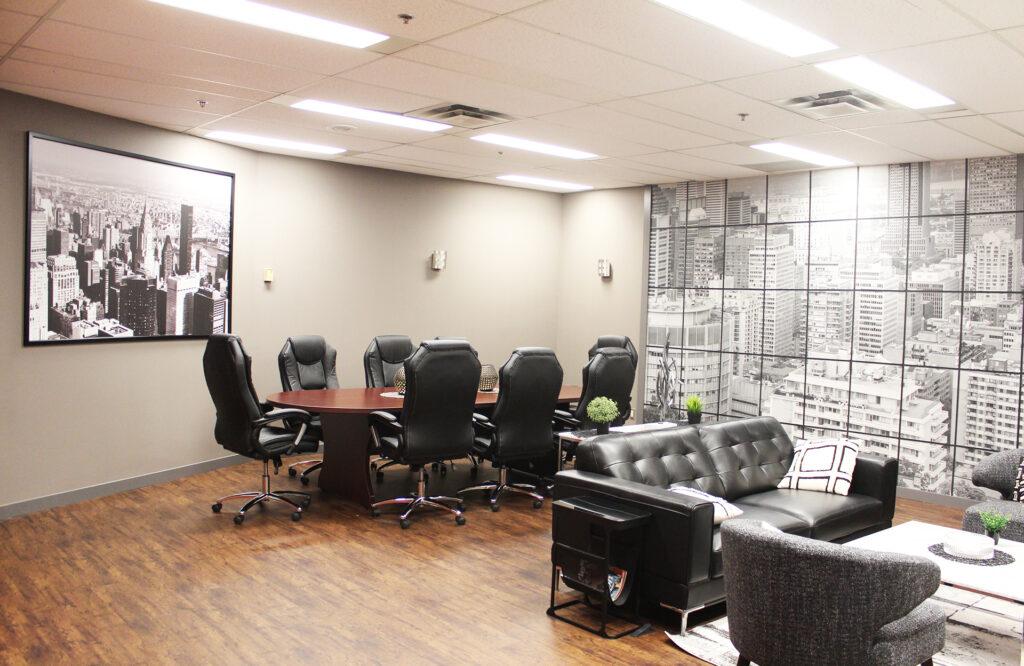 Mississauga Boardroom