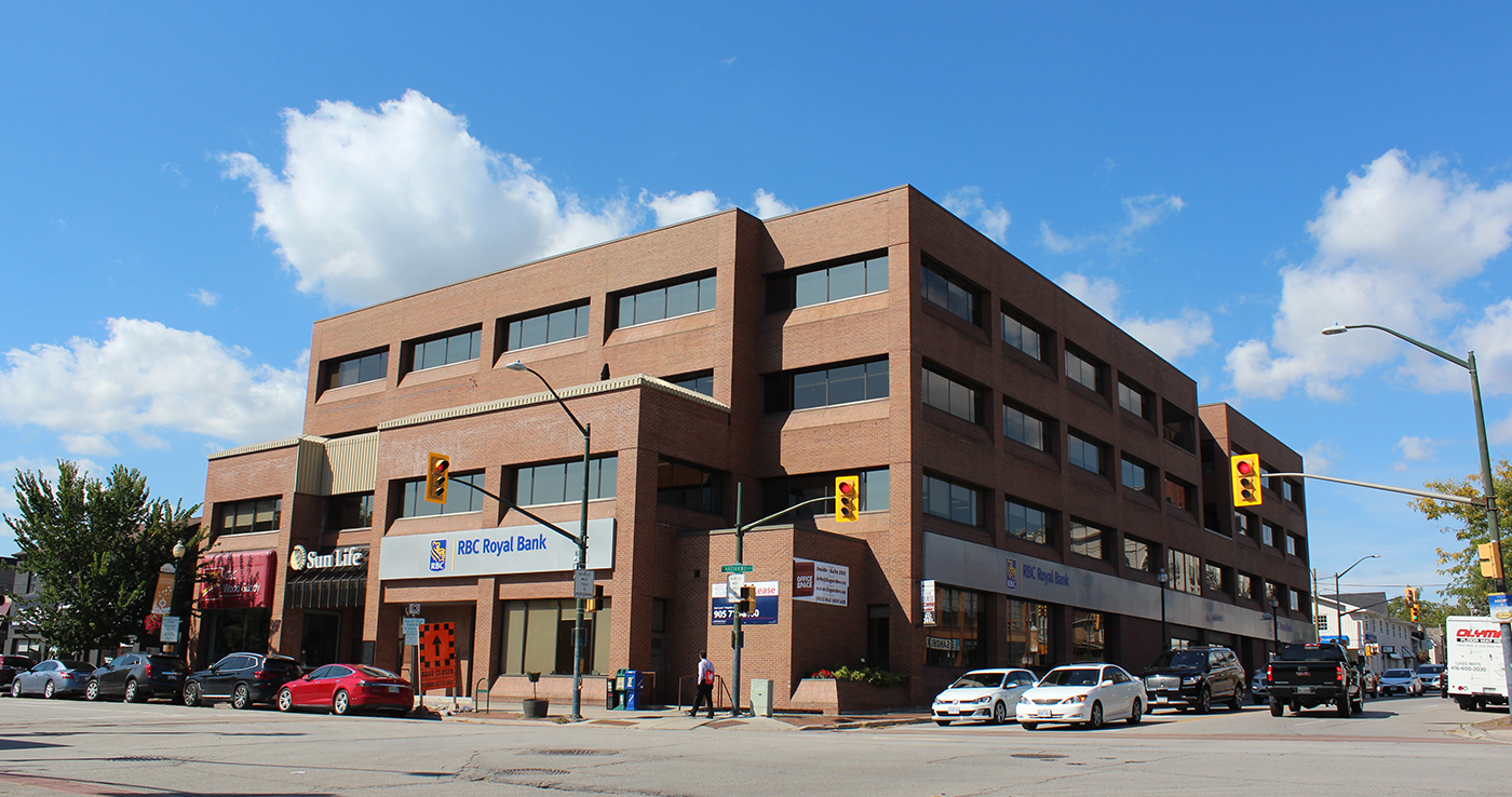 Building - 277 Lakeshore Road East - Suite 408, Oakville, ON L6J 6J3