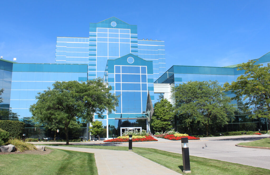 Building - 90 Matheson Blvd. West, Mississauga, ON L5R 3R3