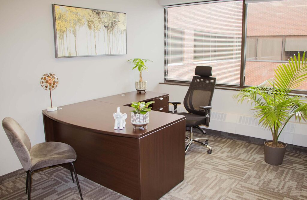 Oakville Private Office 2