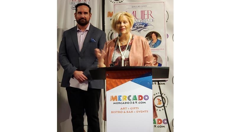 Manetta Wins Prestigious Ford Mujer Legendaria Award
