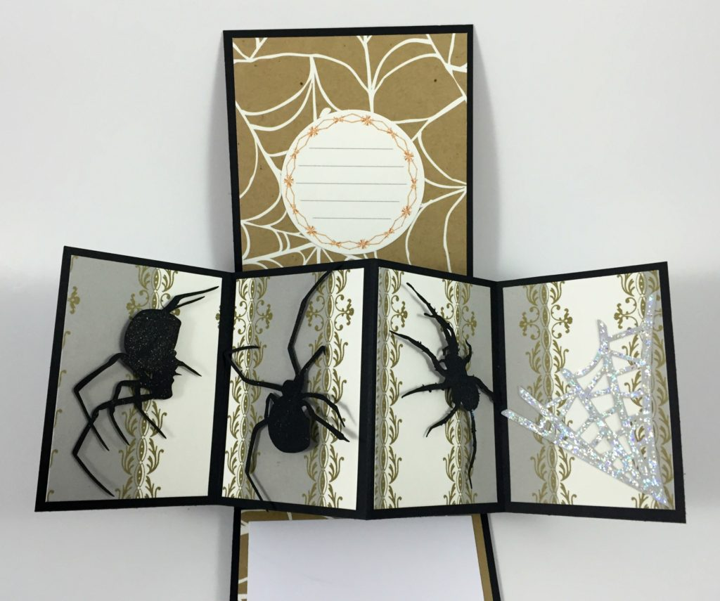 Halloween Pop Up Cards Templates.Twist Pop Up Panel Card Tutorial Sincerely Rina