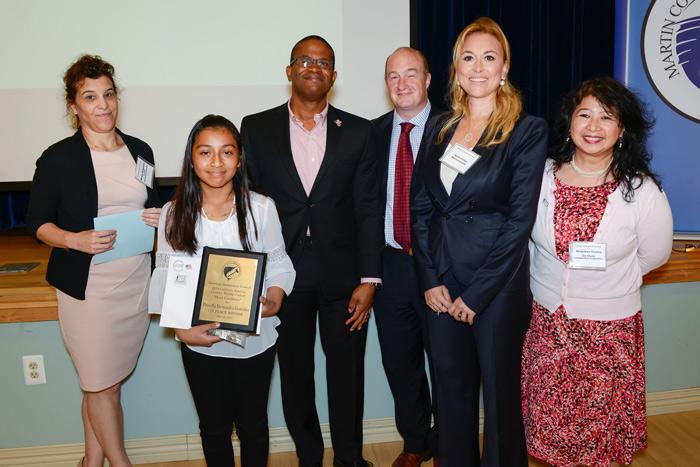 Nominación como Presidente del Comité de Inmigración de la Asociación de Abogados del Condado de Martin