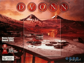 Dvonn (2 players; 20 minutes; ages 8+)