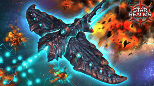 Star Realms (2 players; 20 minutes; ages 8+)