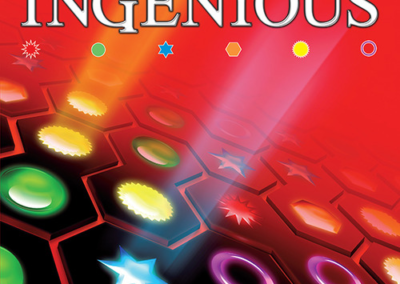 Ingenious (1-4 players; 45 minutes; ages 7+)
