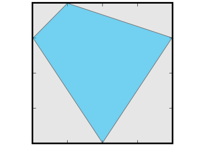 Half Area Quadrilateral