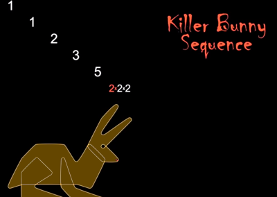 Killer Bunny Sequence – prime factorization