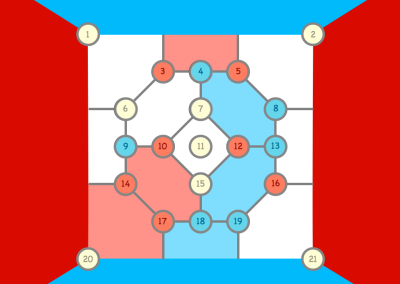 ConHex (strategy game)