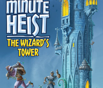 10 Minute Heist (2-5 Players; 15 minutes; Ages 8+)