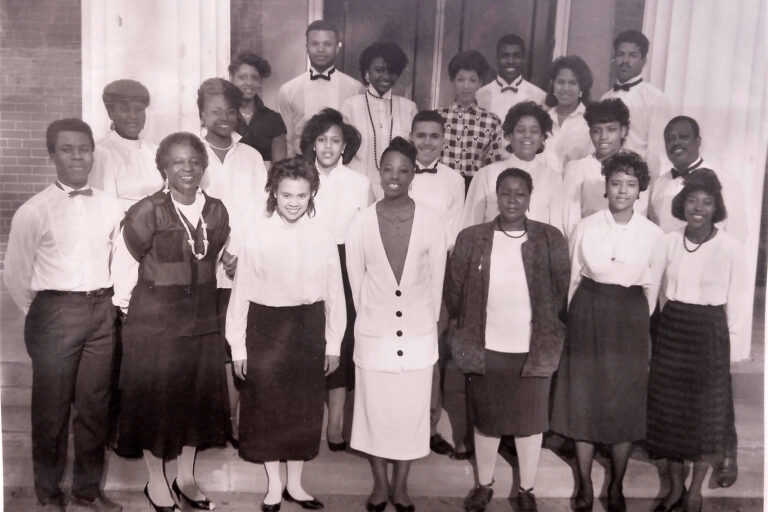 Gospel Voices of Faith choir, 1970s