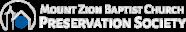 Mount Zion Baptist Church Preservation Society