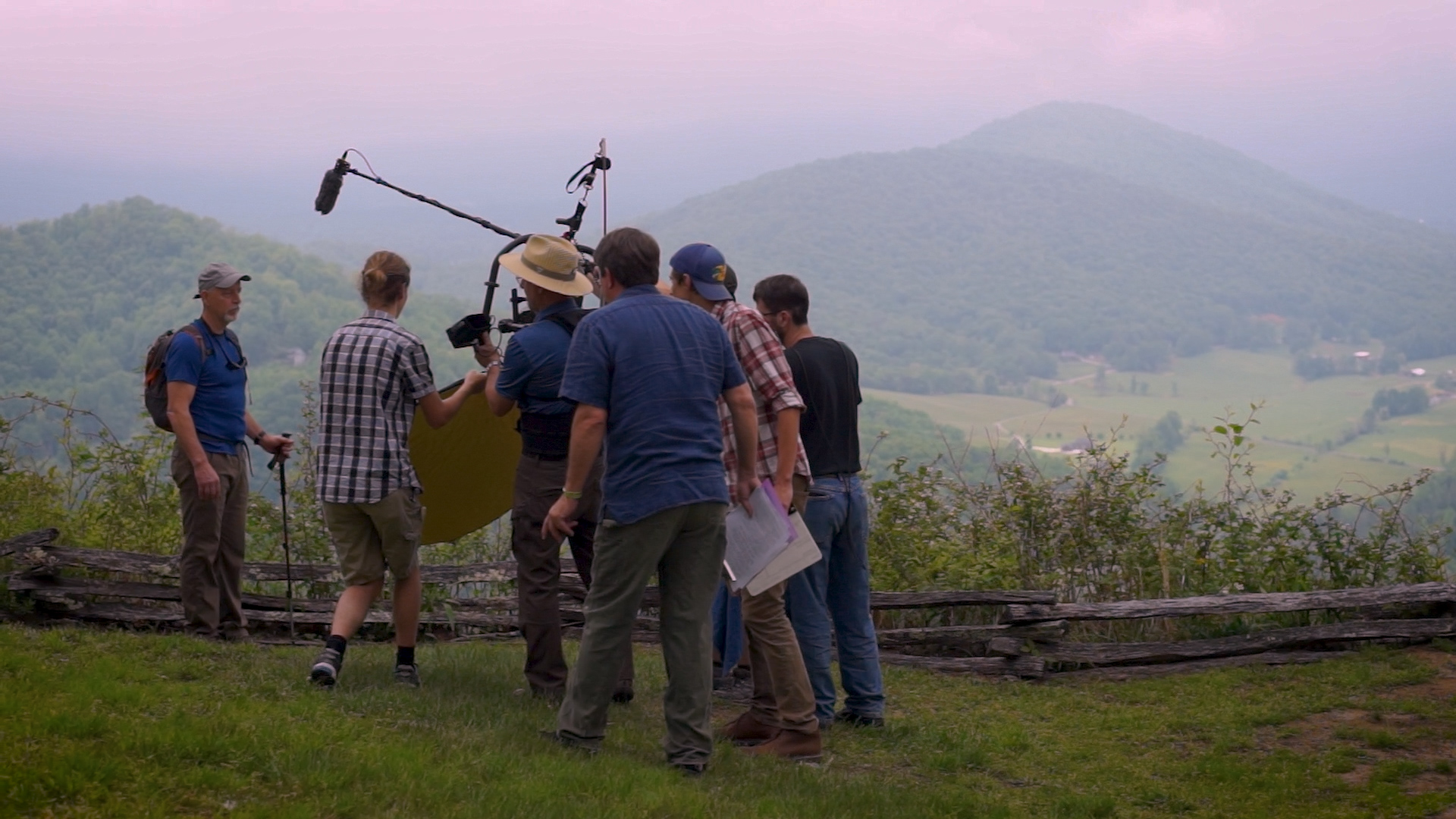 Film Production in Western North Carolina