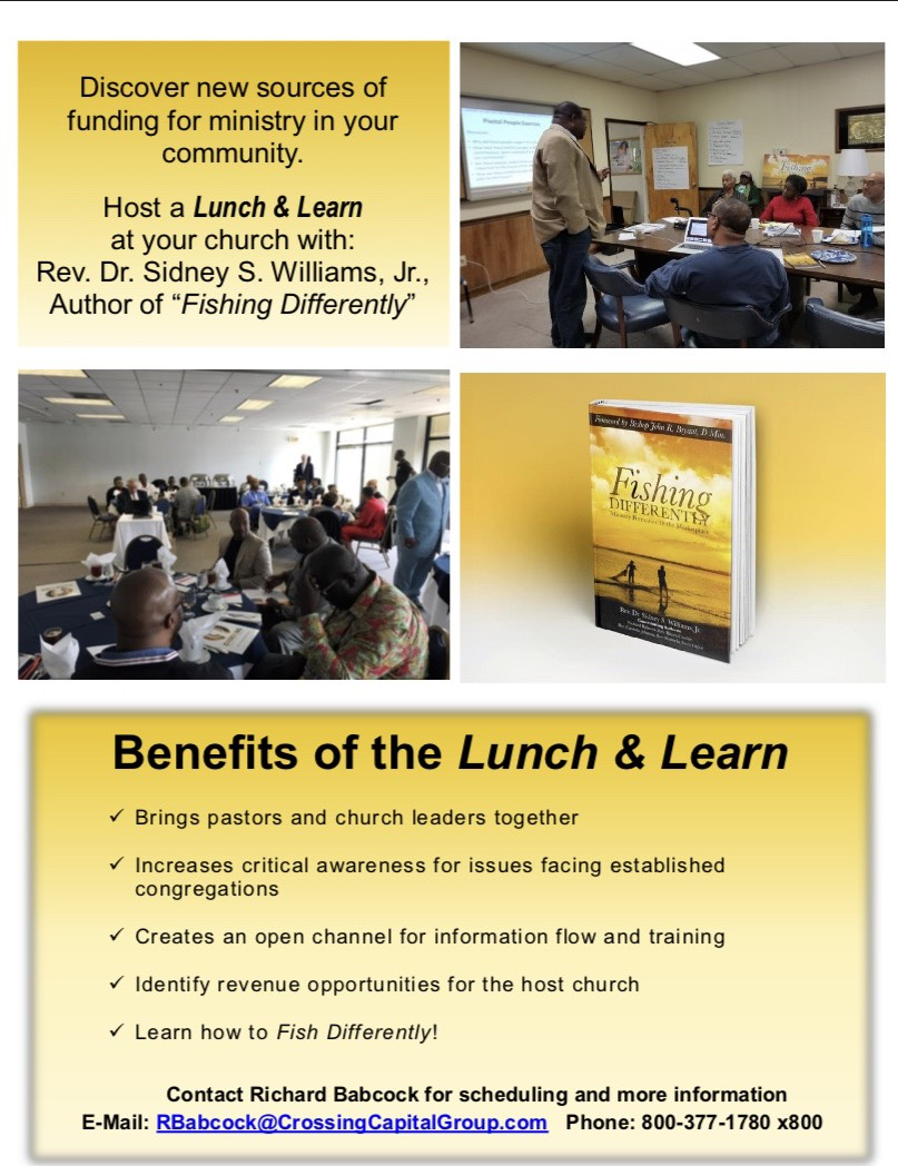 Lunch and Learn Fishing Differently