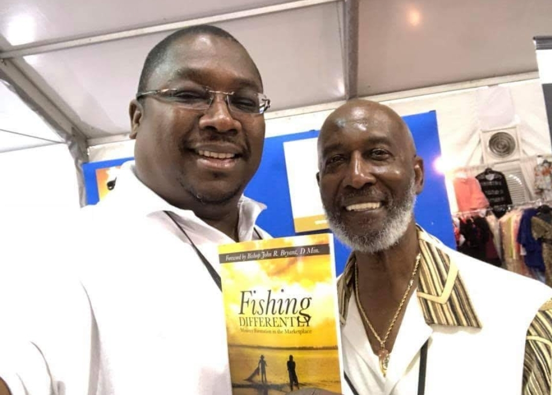 CCG Book Signing, Bethel AME June 2018